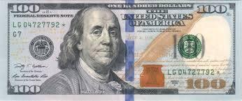 Buy $100 United States dollar Bills