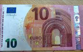 Buy fake Euro €10 Bills online