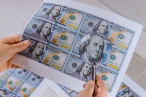 Read more about the article Fake banknotes from legitimate supplier